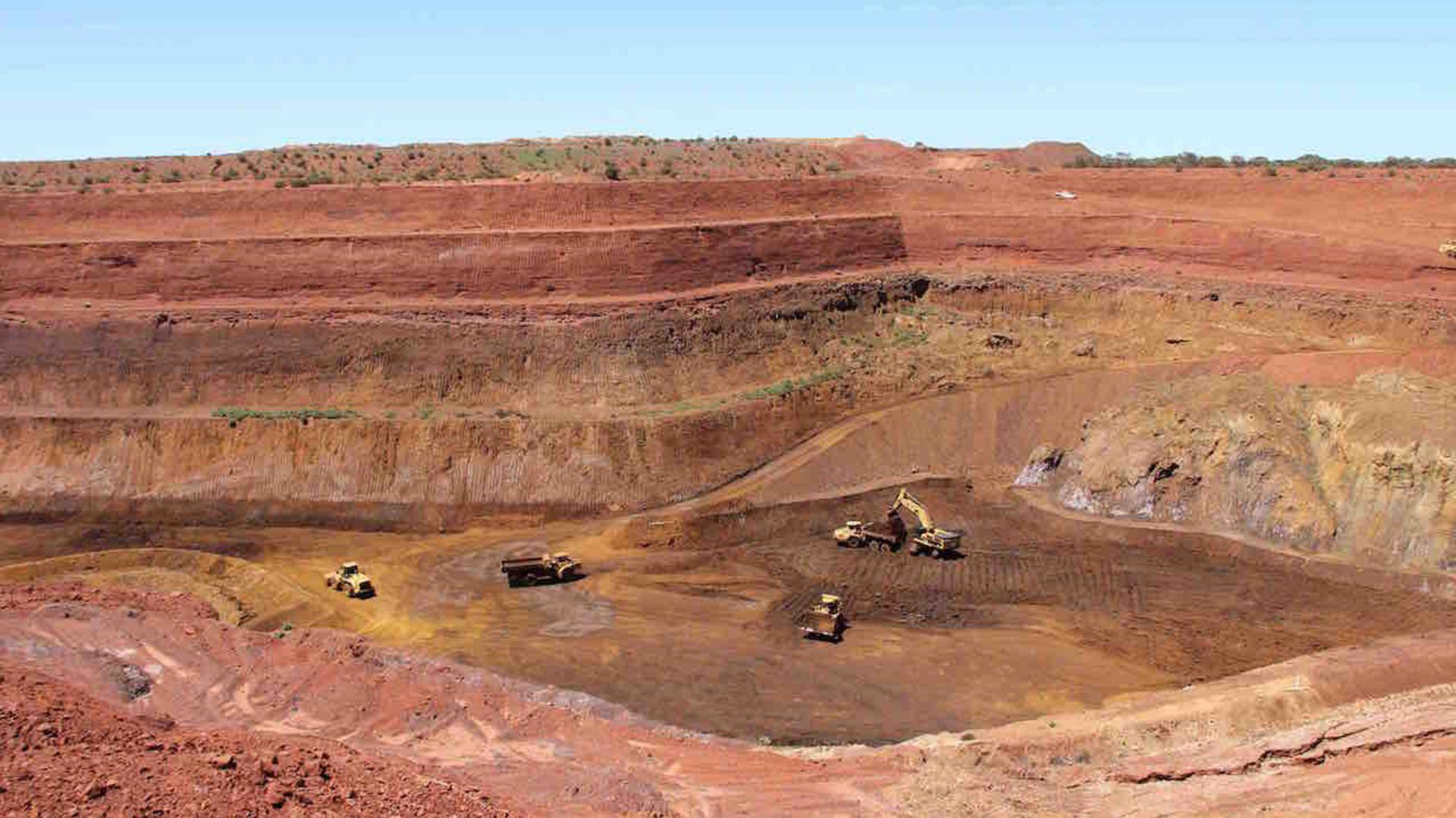 La mina australiana de Mount Weld