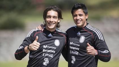 Cirilo Saucedo llegó a la selección mexicana en 2013 (Foto: Cuartoscuro)