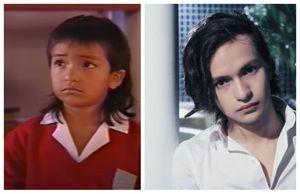 Así luce en la actualidad Carlos Kaju, quien interpretó al hijo de 'Pedro, el escamoso'