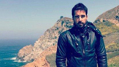 """""""La saqué muy barata"""", reconoció Nacho Viale tras el accidente."""