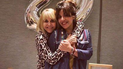 Gianinna Maradona estuvo presente en la discusión que puso en duda el festejo de Diego por su cumpleaños número 60