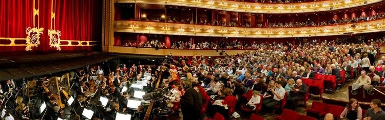 The Royal Opera de Londres (Chris Goldscheider)