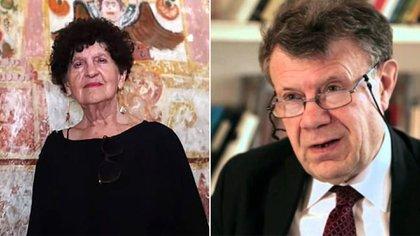 Dos grandes invitados de la FED 2020: Margó Glantz y Roger Chartier