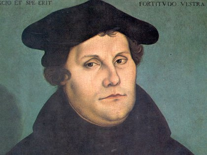 Martín Lutero, el padre del protestantismo