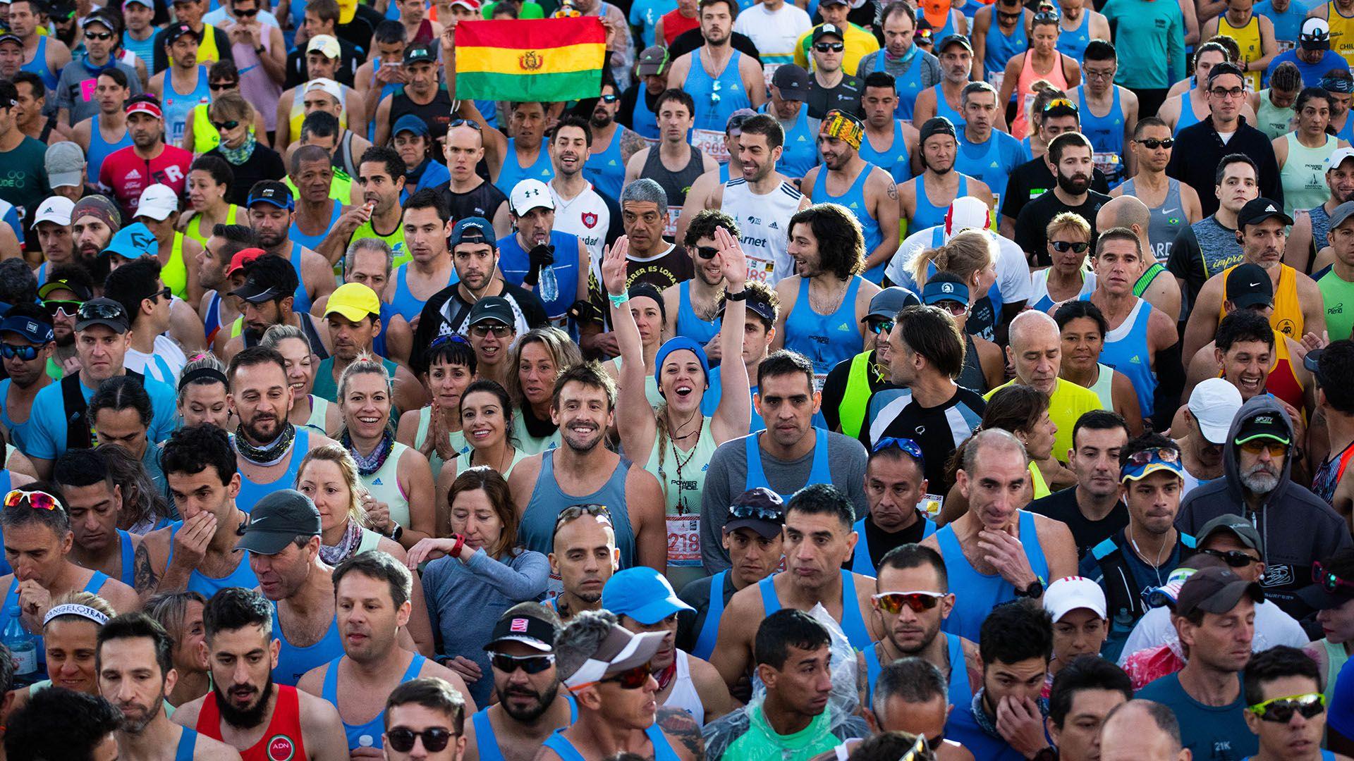 Más de 10 mil corredores se inscribieron en la 35° edición de la carrera más convocante de Latinoamérica (Franco Fafasuli)