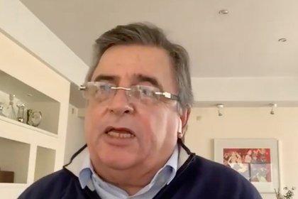 """""""La reforma judicial pierde todos los días cada vez más legitimidad"""", señaló Mario Negri."""