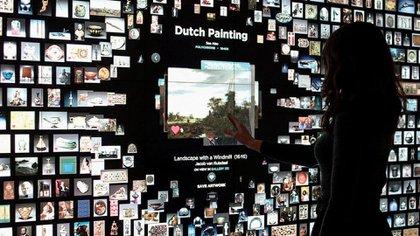 La plataforma abarca más de 6 millones de imágenes y más de 9.000 exposiciones digitales