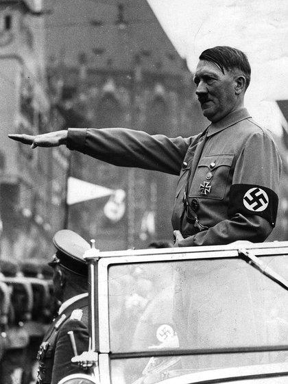 Adolf Hitler. EFE/Archivo