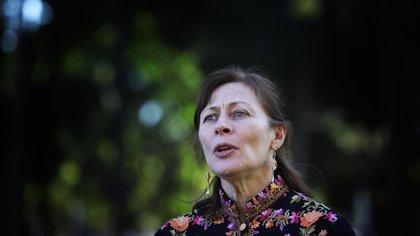 La diputada federal por el estado de Sinaloa, Tatiana Clouthier, criticó al gobernador de la entidad por no informar acerca de la situación con prontitud. (Foto: Sáshenka Gutiérrez/EFE)