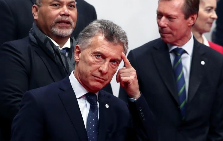 Mauricio Macri, presidente argentino entre 2015 y 2019 (REUTERS/Sergio Perez)