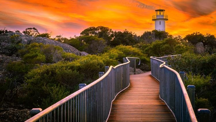 La clave para el atractivo del estado más austral de Australia es su belleza natural (Shutterstock)