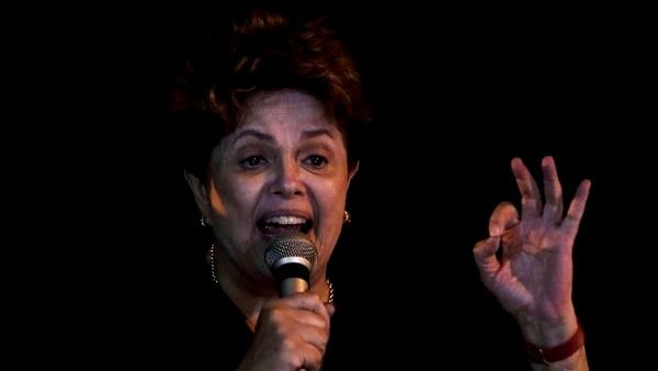 El Lava Jato llevó a la destitución de Dilma (AFP)