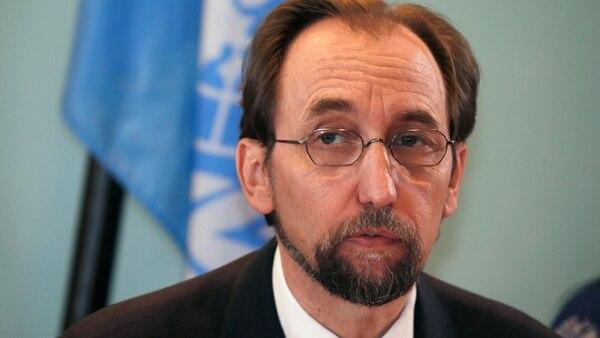 Zeid Ra ad Al Hussein deja el cargo a fin de mes (Reuters)