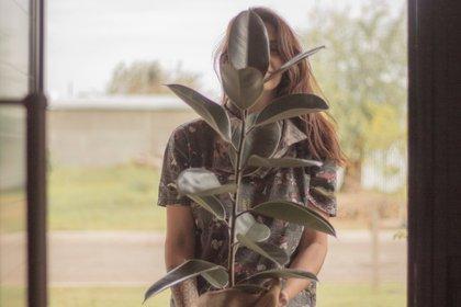 Anabella Tuninett tiene 35 años, se dedica al diseño del paisaje y de interiores (Foto: Tuninetti Studio)