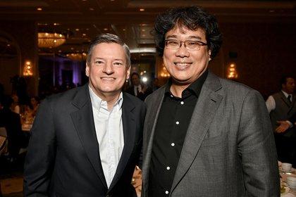 El director ha sido reconocido por ser una de las cabezas más creativas de la industria (Foto: Frazer Harrison/AFP)