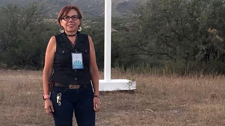 Raquel Padilla Ramos era una de las más importantes investigadoras de la cultura Yaqui (Foto: Facebook)