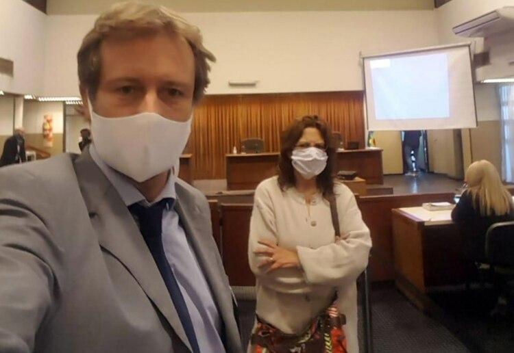 El juicio por el crimen de Anahí Benítez, se reanudó tras 57 días de receso por la cuarentena ante el coronavirus (Télam)