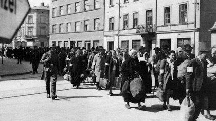 Foto: United States Holocaust Memorial Museum / Fotografía cortesía del Instytut Pamieci Narodowej