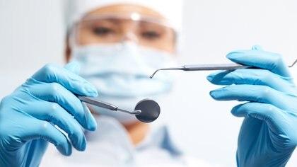 Médico odontólogo.(iStock)