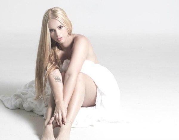 """La modelo colombiana participó en el video clip """"No Soy Perfecto"""". (Foto: Instagram)"""