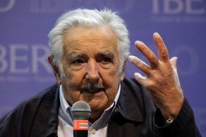 José Mujica (REUTERS)
