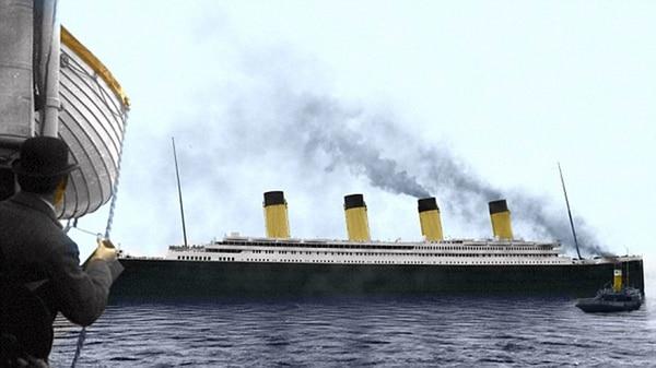 El RMS Titanic se hundió la noche del 15 de abril de 1912 en su viaje inauguraldesde Southampton a Nueva York