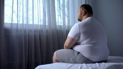 Los niveles más altos de inflamación ayudan a explicar por qué la obesidad hace que las personas sean más susceptibles a sufrir COVID-19 grave (Shutterstock)