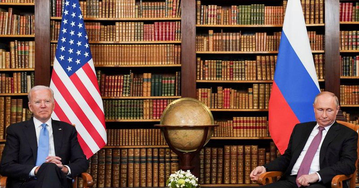 Joe Biden le exigió a Vladimir Putin tomar medidas contra los ciberataques  de ransomware ejecutados desde Rusia - Infobae