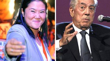 Keiko Fujimori pidió un permiso judicial para ir a Ecuador tras ser invitada por Vargas Llosa