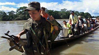 En zonas de frontera, la deserción escolar ronda el 80% en Venezuela