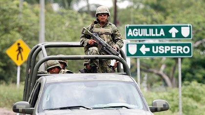 Aguililla: reportan tres soldados muertos tras enfrentamiento contra el CJNG
