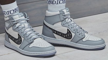 Cuánto Cuestan Y Cómo Son Las Exclusivas Zapatillas De Michael Jordan Que Se Agotaron Antes De Salir A La Venta Infobae