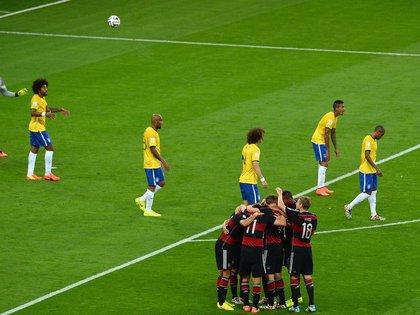 Alemania Brasil Mundial 2014
