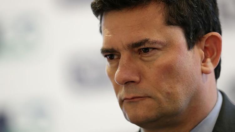 Sérgio Moro fue el principal impulsor de la iniciativa (Reuters)