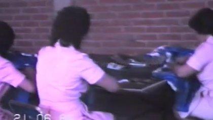 Las heroínas del Grupo Pompeo son empleados del Club América (captura de pantalla)