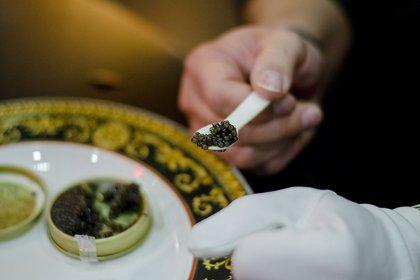 Todos han escuchado hablar del caviar, lo han visto, pero pocos lo han probado
