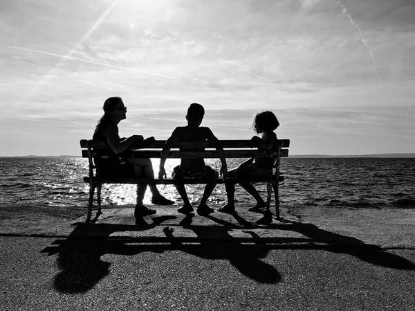 """El tercer lugar fue para Paolo Mestriner (Italia) con """"Enjoy the Summer"""" (Disfruta del verano). La imagen se tomó en Novalja, Croacia, con un iPhone SE."""