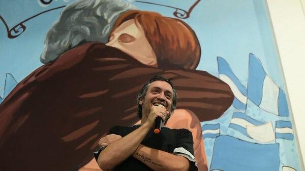 Máximo Kirchner estará en el acto que los intendentes organizan en Merlo (@carlosconti92)