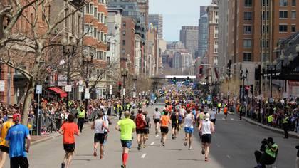 Es la primera vez en 124 años que se suspende el maratón