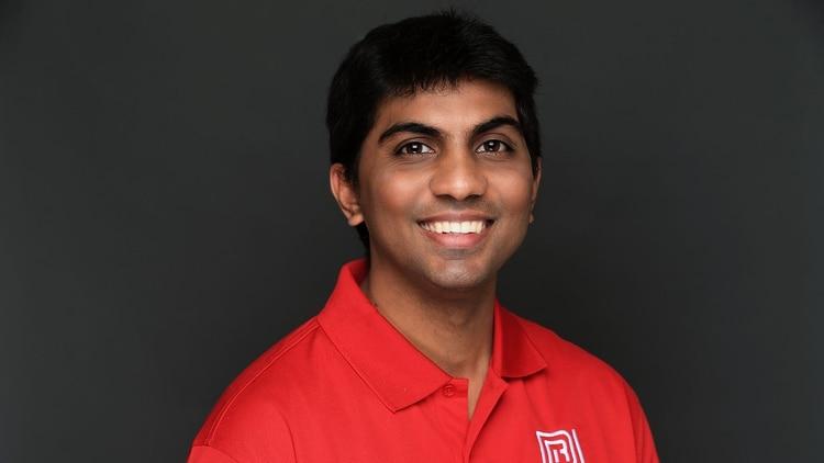 Barath Narayanan ya ha desarrollado con éxito códigos de software que detectan cáncer de pulmón y de mama, malaria, tumores cerebrales, tuberculosis, retinopatía diabética y neumonía, todo ello con una precisión del 92 al 99 por ciento. (Foto: Universidad de Dayton)