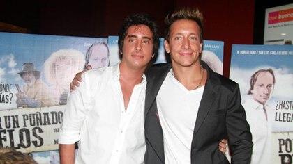 Santiago y Nicolás Vázquez