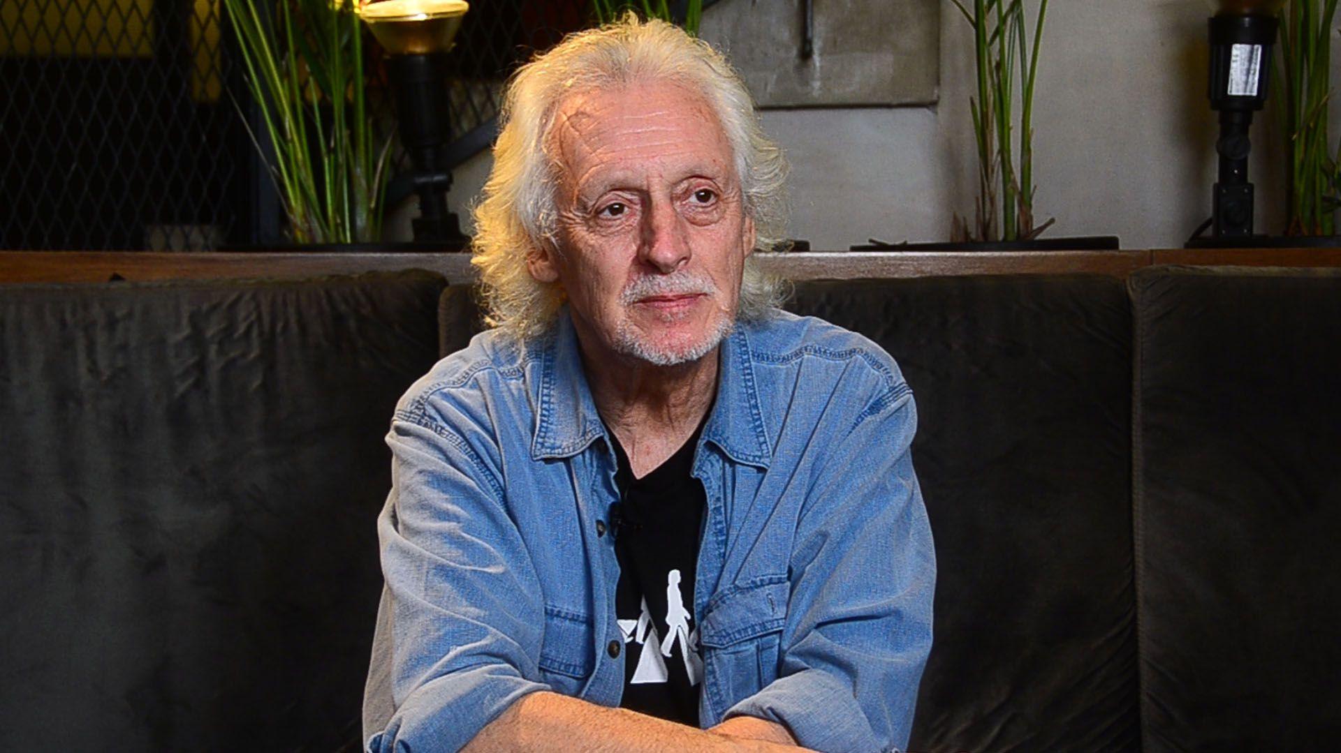 Nito Mestre abrió los tres shows de Paul McCartney en 1993, durante la primera visita del ex beatle a la Argentina