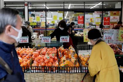 Así lucen los supermercados de Tokio