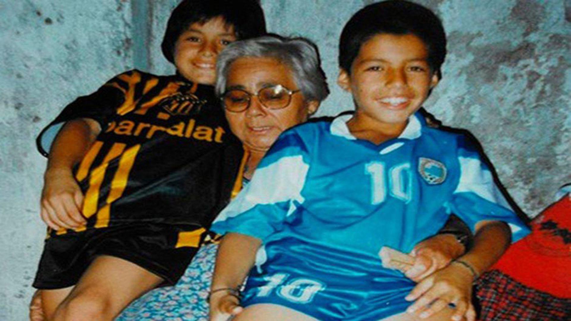 El uruguayo se trasladó a Montevideo cuando era un niño
