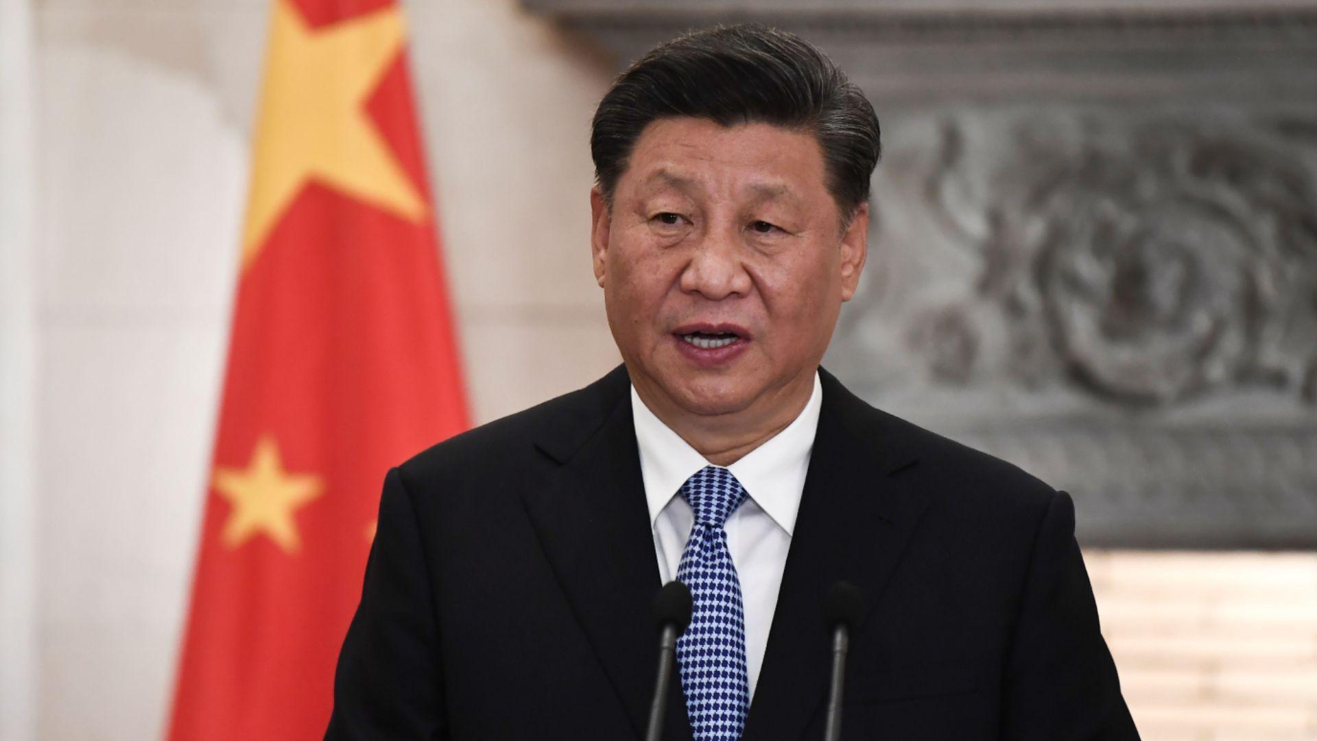 Xi Jinping, presidente de China (Foto: Aris Messinis/Reuters)