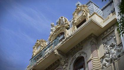 Infobae salió a retratar una perspectiva diferente de algunos de los más de 140 edificios de la ciudad de gran valor arquitectónico, cultural y patrimonial que abren sus puertas al público este fin de semana (Gustavo Gavotti)