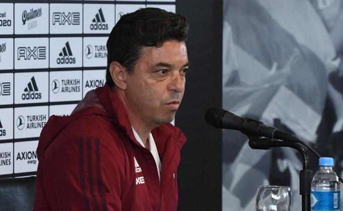 Marcelo Gallardo habló en la previa de la revancha ante Palmeiras