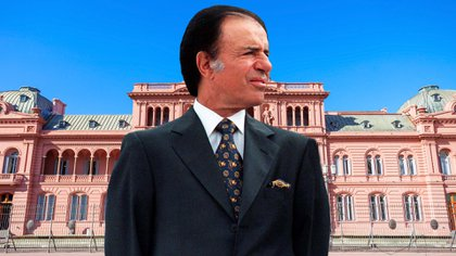 Funcionarios del gobierno de Carlos Menem (1989-1999) preparan un libro para reivindicar los logros de su presidencia