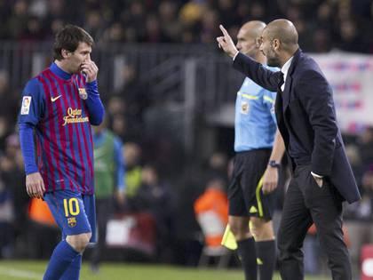 Lionel Messi pudo ir cedido al Getafe y Pep Guardiola casi es contratado antes de hacerse cargo del primer equipo del Barça (EFE)