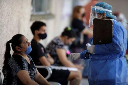Los estados donde el nivel de la enfermedad son la Ciudad de México (por si sola tiene el 18.9% de los casos), Estado de México, Tabasco y Puebla. (Foto: Reuters/Daniel Becerril)